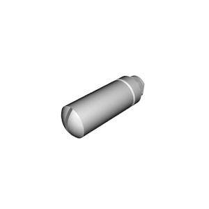 A404 piton pitão pino de suporte prateleira vitrine stand móvel