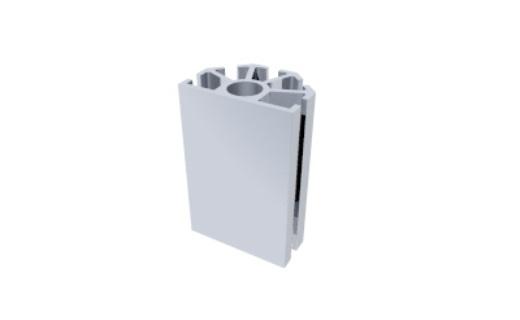 C150 montante alumínio montagem stands estruturas perfil octanorm feiras
