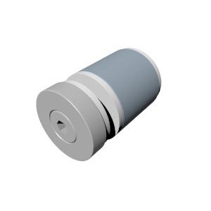 F3000 retentor fixação painel sinalização stands perfis alumínio