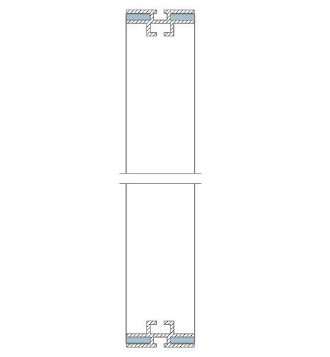 corte montagem quadro para imagem em tecido painéis dresswall backdrop easyframe