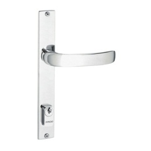 P200B fechadura perfil alumínio pado magnum