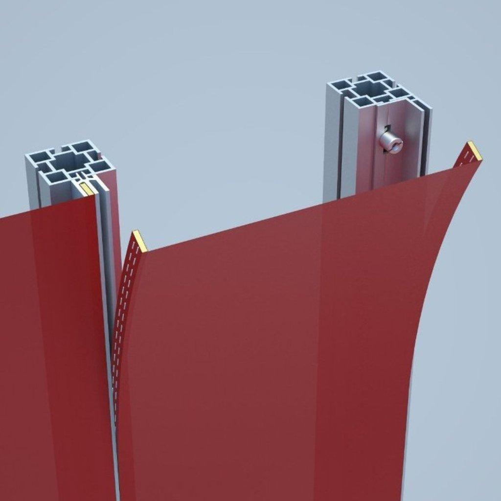 easyframe smartframe perfis alumínio tensionar tecido stands estruturas cabines eventos