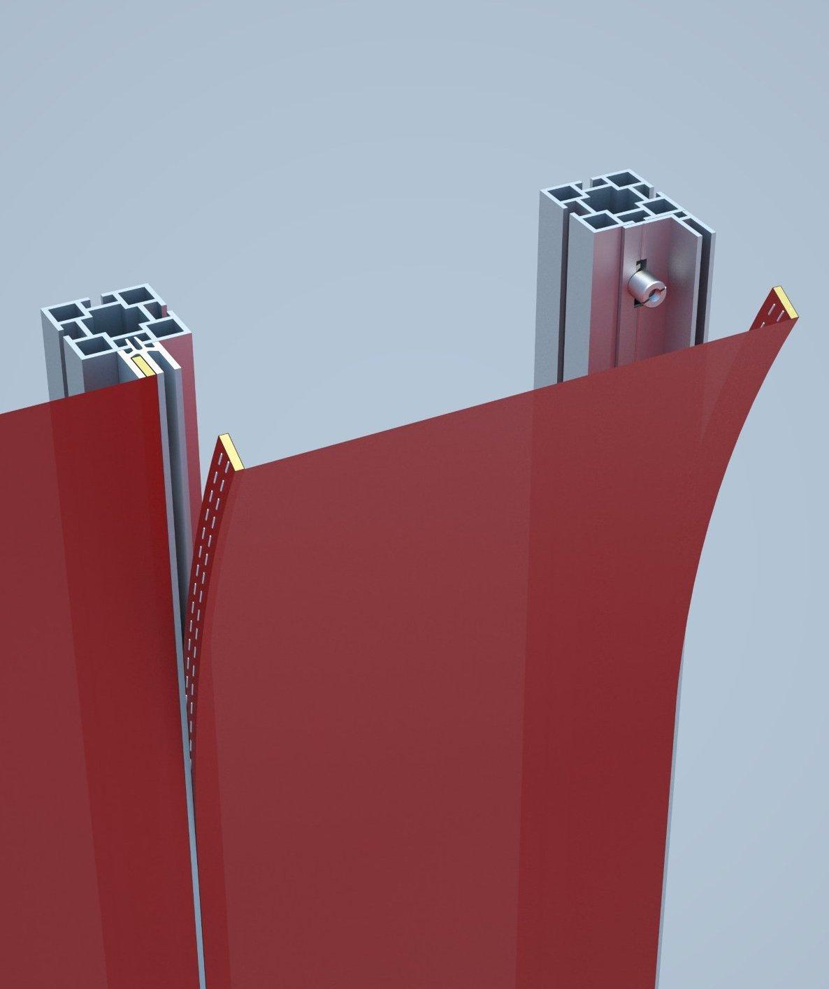 #823036 Aprimore o acabamento de seus projetos com os perfis para montagem de  1462 Tela De Aluminio Para Janela Em Guarulhos