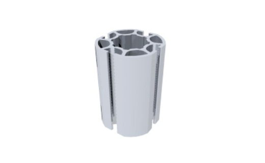 R1400 montante alumínio redondo coluna paredes stands estruturas
