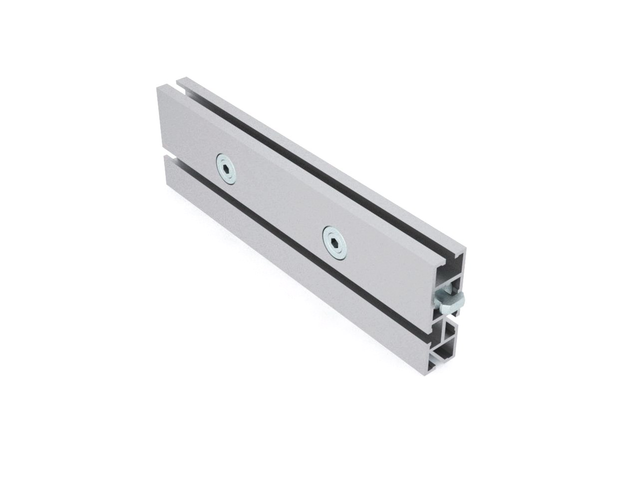 T500L perfil travessa alumínio montagem stands estruturas octanorm Z400 Z460