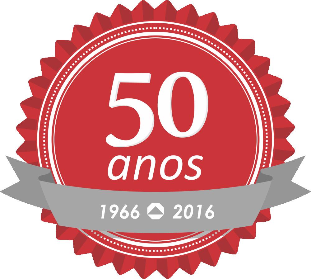 50 anos da empresa