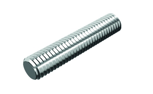 A405 parafuso emenda montante alumínio estrutura stands
