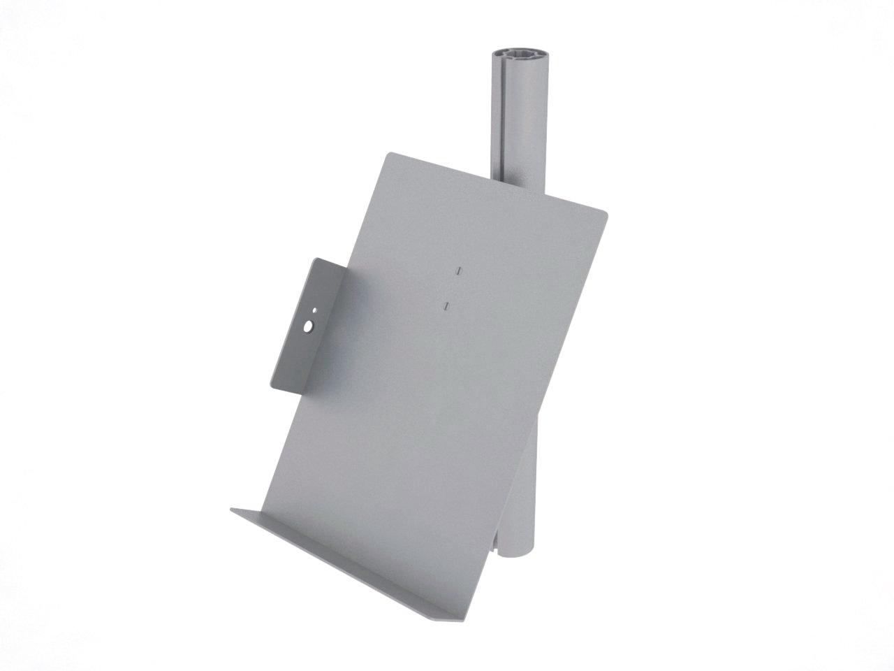 Bandeja para porta folder de alumínio