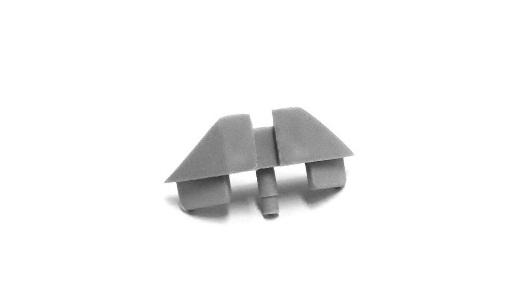 R1010 terminal lateral acabamento estrutura perfis alumínio